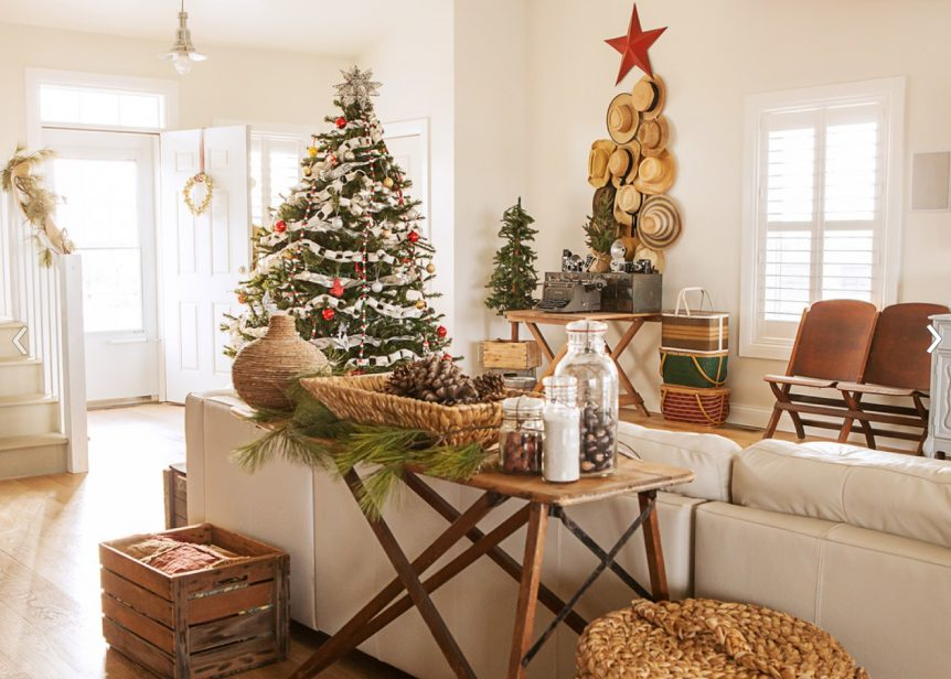 Merry christmas to all cowgirls and lace for Decoracion minidepartamento
